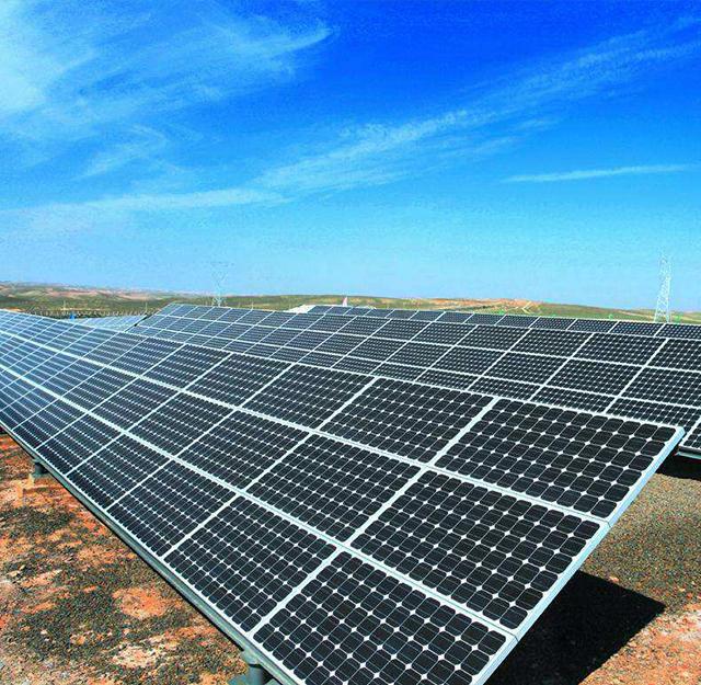 宜兴100MW渔光互补太阳能发电项目